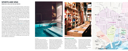 Wallpaper city guide - interno