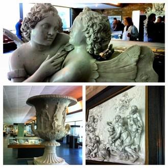 L'intuizione di Carlo Ginori: usare la porcellana per la scultura e non solo il vasellame. Foto: Caterina Chimenti, licenza CC 2.0