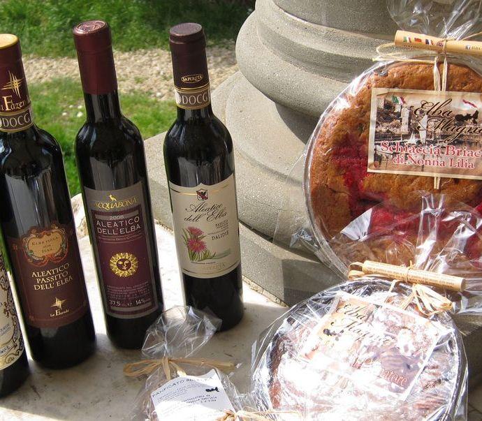Elba Aleatico 2015: un week-end dedicato al vino dell'Imperatore