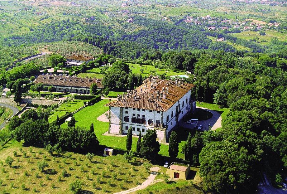 Artimino celebra a tavola Caterina de' Medici