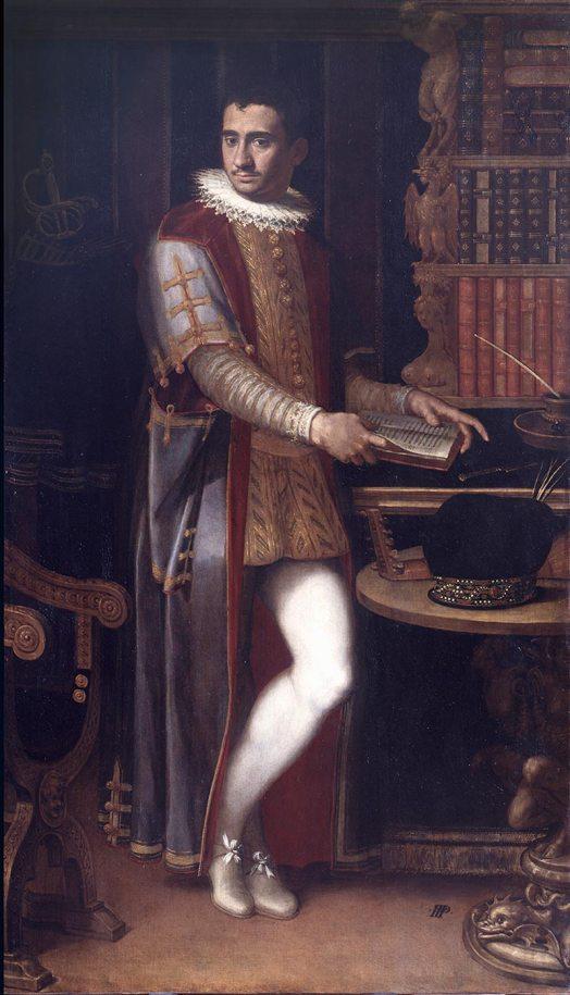 Poppi, Ritratto di Antonio de' Ricci