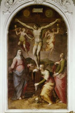 Vasari, Crocifissione