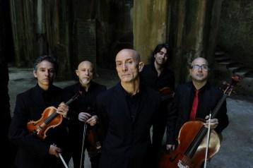 Peppe Servillo e i Solis String Quartet