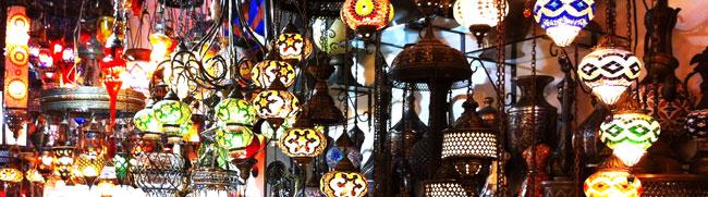 L'interno del Grand Bazaar di Istanbul, (Foto: Caterina Chimenti / Lonely Traveller, licenza CC 2.0)