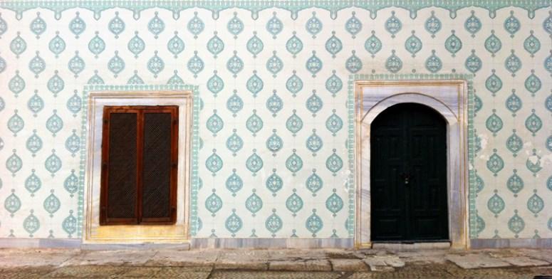 Porte e decorazioni all'interno del Topkapi, Istanbul (Foto: Caterina Chimenti / Lonely Traveller, licenza CC 2.0)