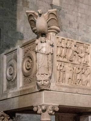pulpito di San Bartolomeo, Pistoia