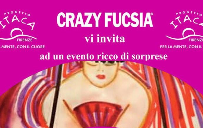 A Firenze arriva 'Crazy Fucsia' un evento contro i pregiudizi