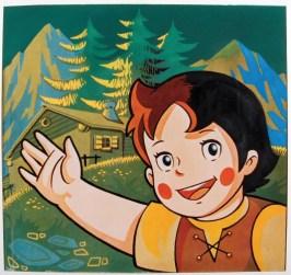 Heidi, Non identificato, copertina, prova di copertina