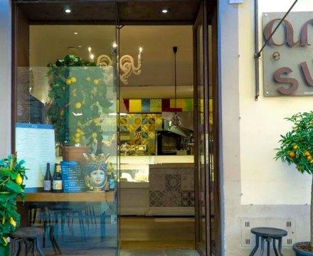 Arà: è Sud – i sapori della Sicilia a Firenze