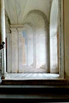 Certosa_Calci_trompeloeil_scale
