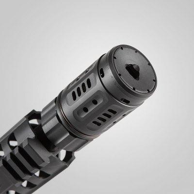 Dead Air Pyro Enhanced Muzzle Brake