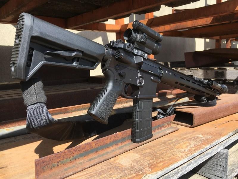 TX15 Truck Gun Light Enhanced