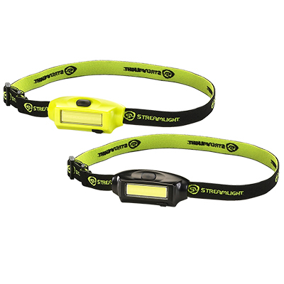 Streamlight Bandit Black Yellow