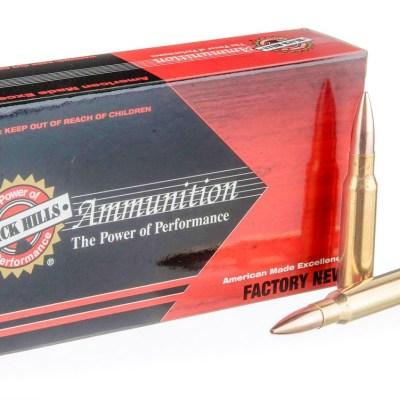 Black Hills Ammunition 308 Winchester