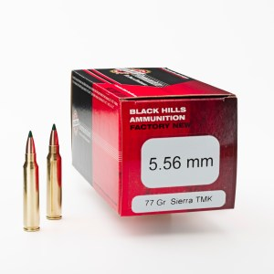 5.56x45 NATO / .223 Remington