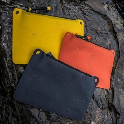 Magpul DAKA Pouch - Black, Orange, Yellow