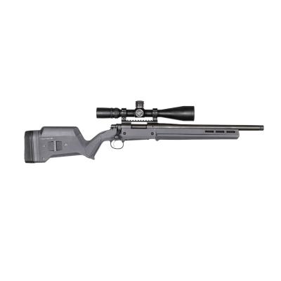 Magpul Hunter Remington 700 Short Action Stock Stealth Gray