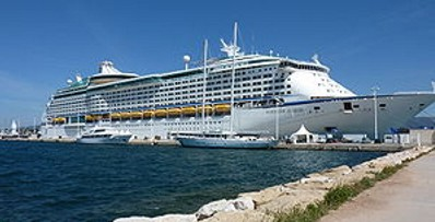 the Voyager of the Seas, which I'll be on for the 4th Unlock the Past Cruise