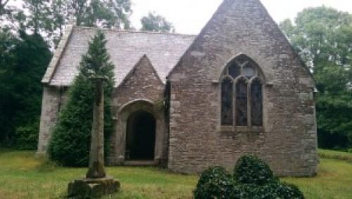 Lamorran Parish Church, Lamorra, Cornwall - taken August 2014