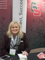 Caroline Pointer at RootsTech 2015