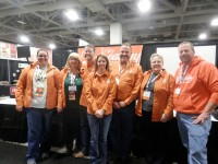 the WikiTree team at RootsTech 2015