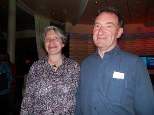 Jane and Stephen Tabuman