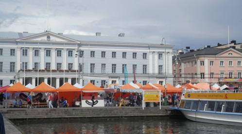 the outdoor markets