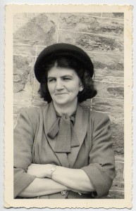 Evelyn Randell, age about 20