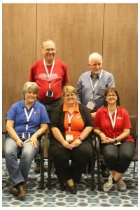 the Unlock the Past cruise organisers the 10th Unlock the Past group photo [taken by and used with permission from Allyson Luders]