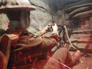 a gunner in the first world war