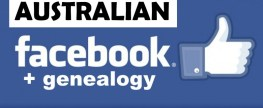 UPDATE #4: Facebook for Australian History and Genealogy
