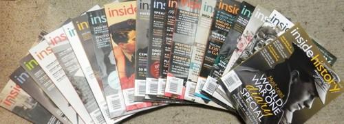 Inside History Magazines
