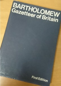 Bartholomew's Gazetteer of Britain