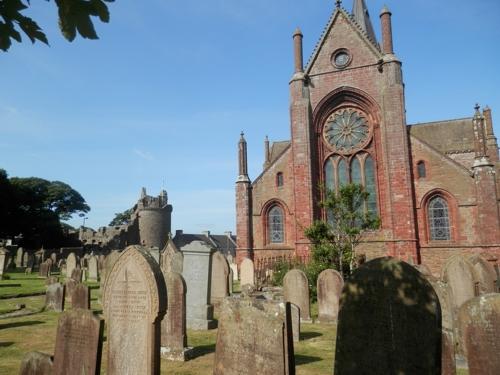 Kirkwall Cemetery, Orkney