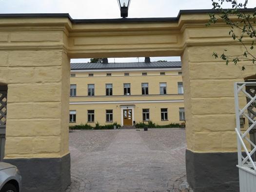 former mental hospital in Helsinki