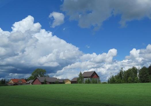 Finnish countryside