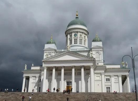 the Lutheran Church in Helsinki