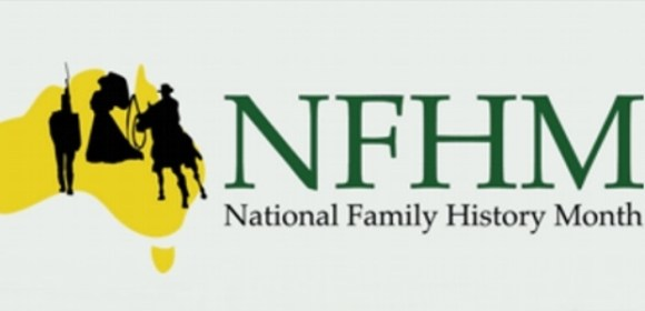 National Family History Month – Bring it ON!