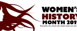 Women's History Month Blog Challenge