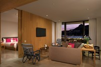 Breathless Cabo San Lucas Resort & Spa - xhale club Master Suite Marina View Living Area