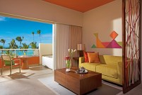 Breathless Punta Cana Resort & Spa - Accommodations - xhale club Junior Suite Ocean View