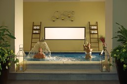 Dreams Los Cabos Suites Golf Resort & Spa - Activities - Couples can enjoy the hydrotherapy circuit at the Dreams Spa by Pevonia®