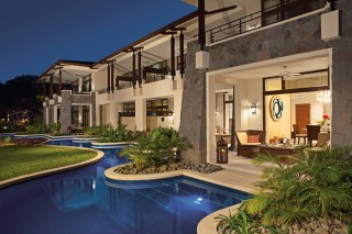 Dreams Las Mareas Costa Rica - Accommodations - Swim-out Ocean View room categories