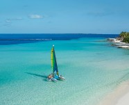 Dreams Sands Cancun Resort & Spa - Grounds - Beach Family Sailboat