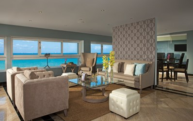 Dreams Sands Cancun Resort & Spa - Accommodations - Lounge