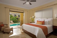 Dreams Tulum Resort & Spa - Accommodations - Deluxe Swimout Suite