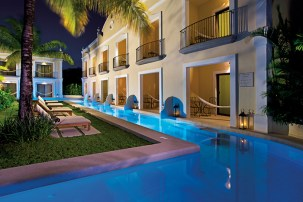 Dreams Tulum Resort & Spa - Accommodations - Swimout Suites Night