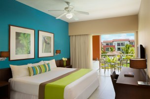 Now Garden Punta Cana - Accommodations - Deluxe King Suite