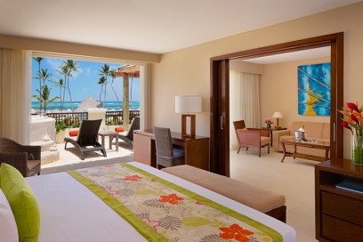 Now Larimar Punta Cana - Accommodations - Preferred Club Deluxe Suite