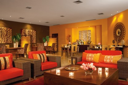 Now Larimar Punta Cana - Grounds - Preferred Club Lounge